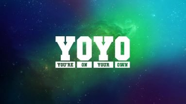 your on yor own